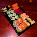 Foto Sushi mix Deluxe set (1 persoon)